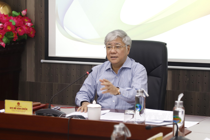 Bộ trưởng, Chủ nhiệm Đỗ Văn Chiến chỉ đạo công tác chuẩn bị tổ chức Đại hội đại biểu toàn quốc các DTTS Việt Nam lần thứ II năm 2020
